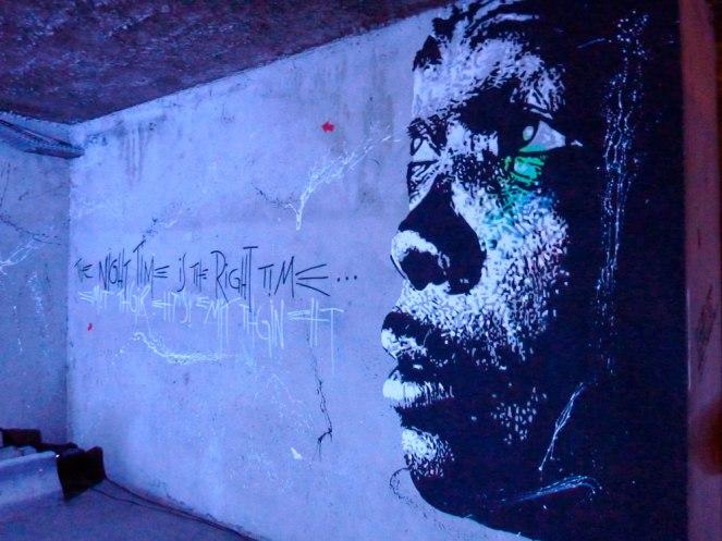 Nuit blanche, Voix noires, Jef Aérosol 2